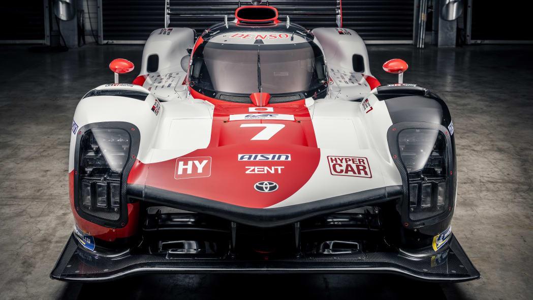 2021 Toyota GR010 Hybrid