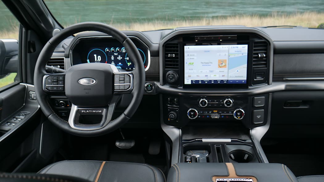 2021 Ford F-150 Interior Photo Gallery Autoblog