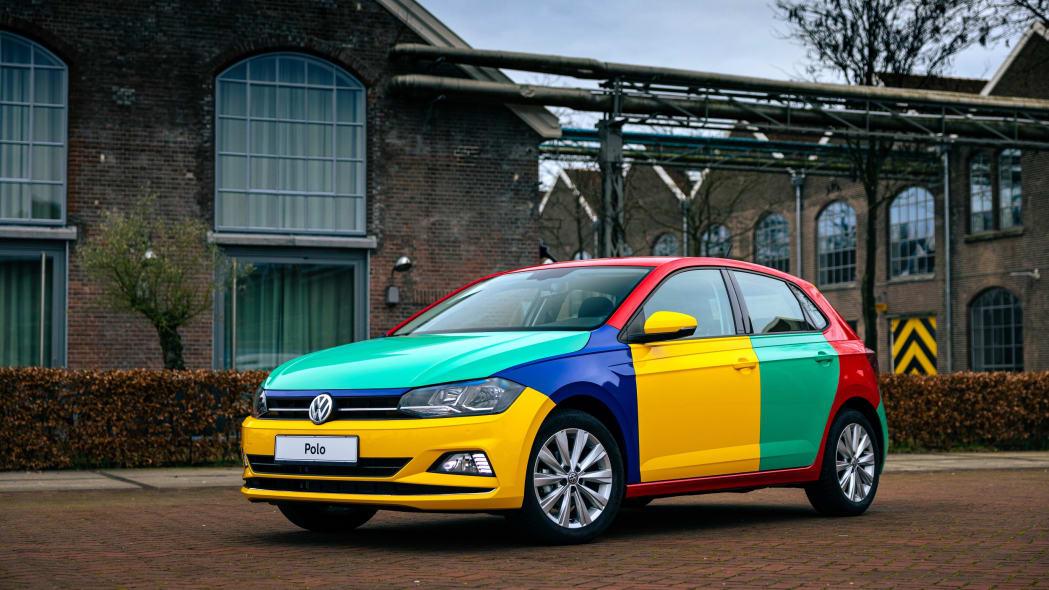 2021 Volkswagen Polo Harlequin