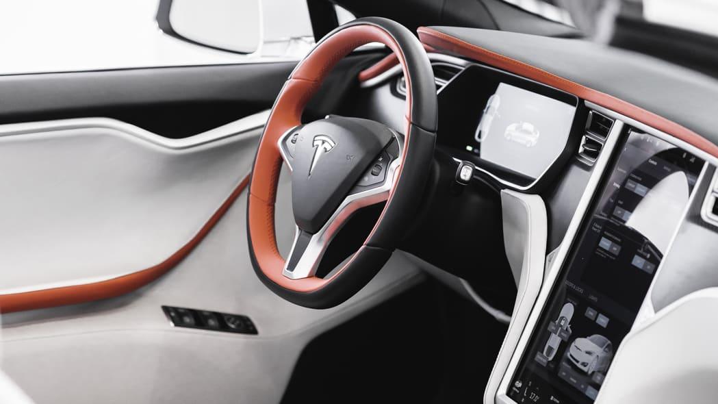 Ares Design Tesla Model S Convertible