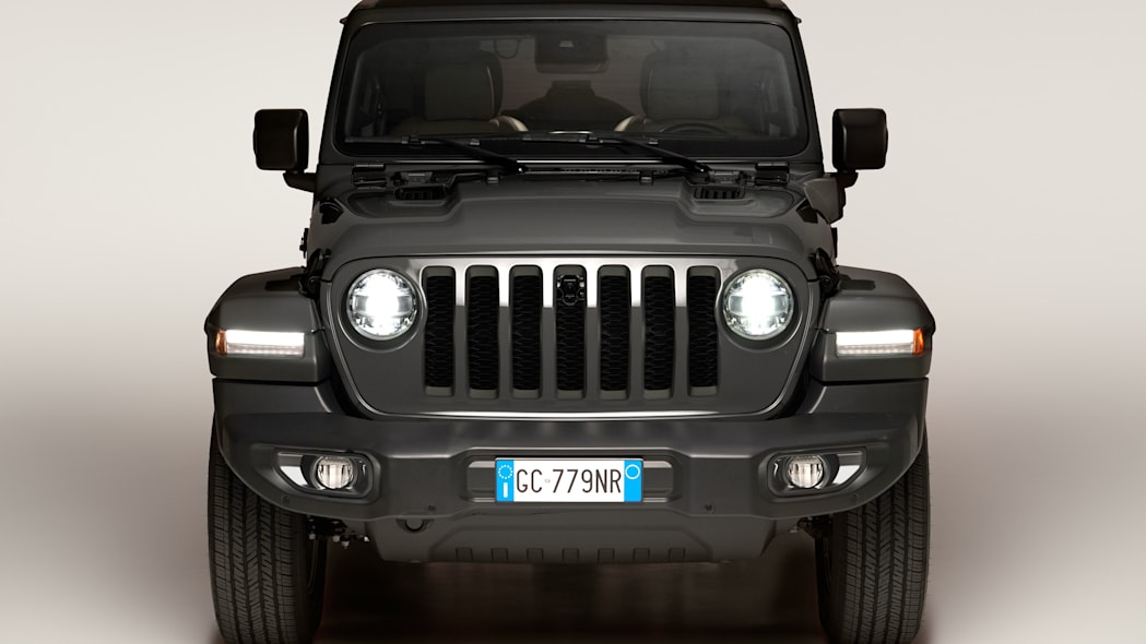 2021 Jeep Wrangler 4xe First Edition