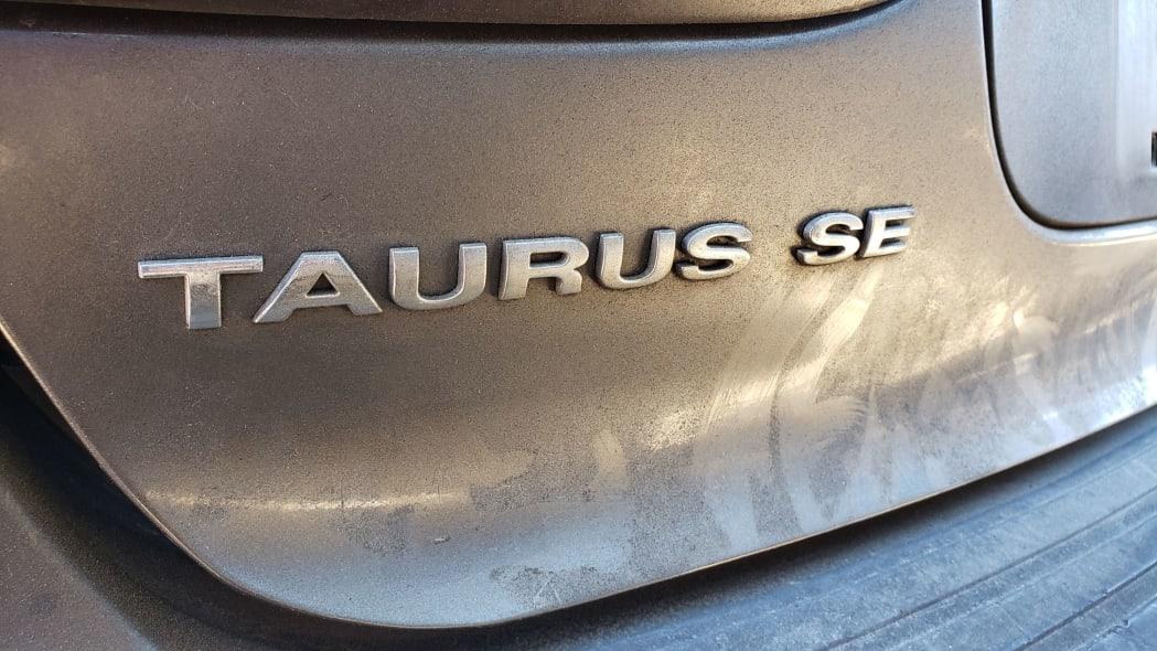 32 - 2005 Ford Taurus Wagon in Colorado Junkyard - photo by Murilee Martin