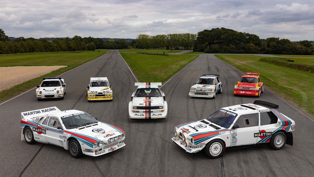 Group B Rally Car Artcurial Auction 01