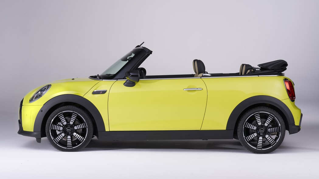 2022 Mini Cooper S Convertible