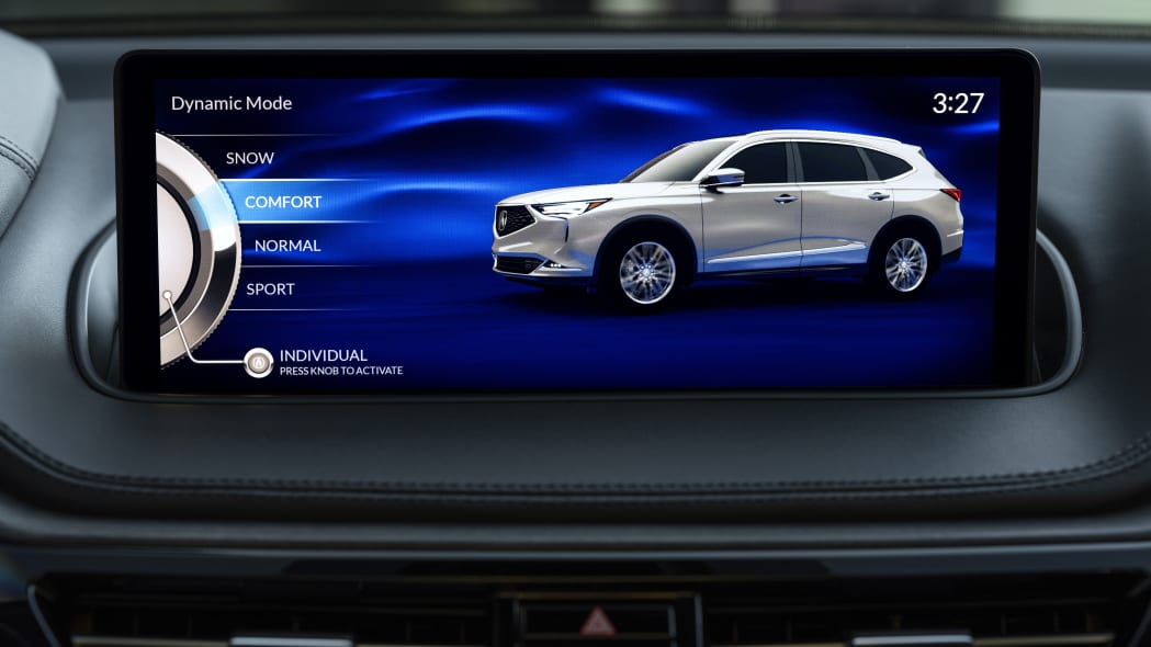 2022 MDX Advance IDS