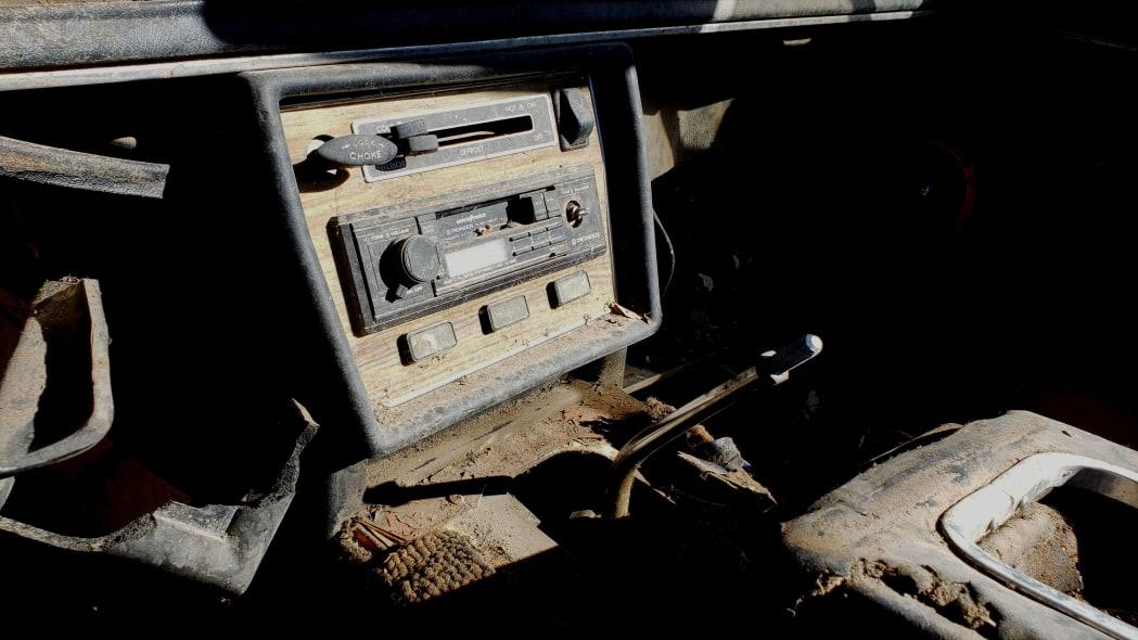 12 - 1974 Jensen-Healey in Colorado Junkyard - photo by Murilee Martin