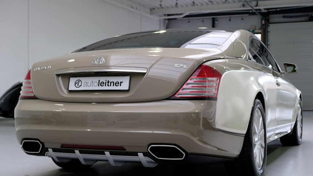 2012 Maybach 57S Coupe by Xenatec
