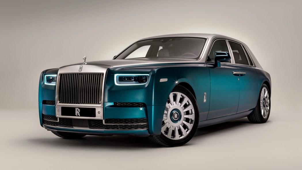 Rolls-Royce Phantom 'Iridescent Opulence'