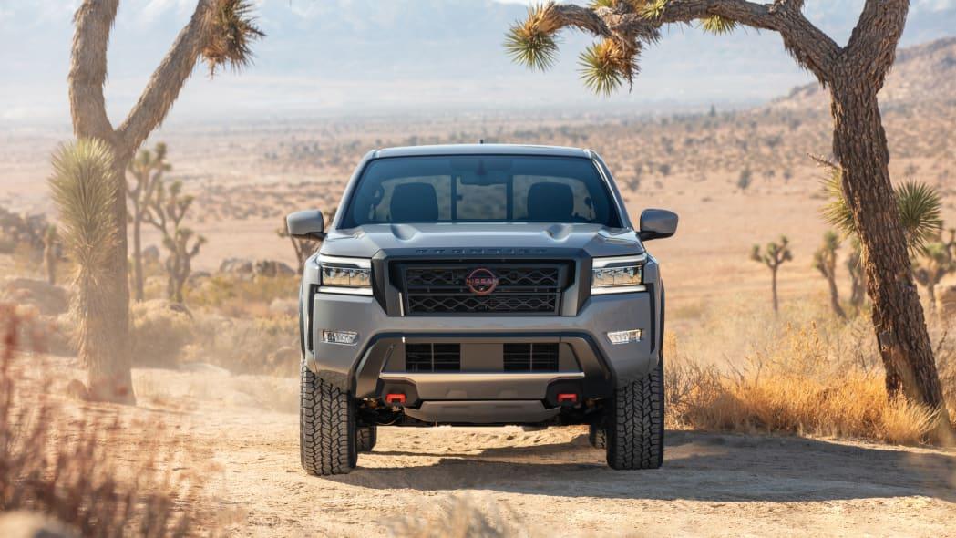 2022 Nissan Frontier PRO-4X