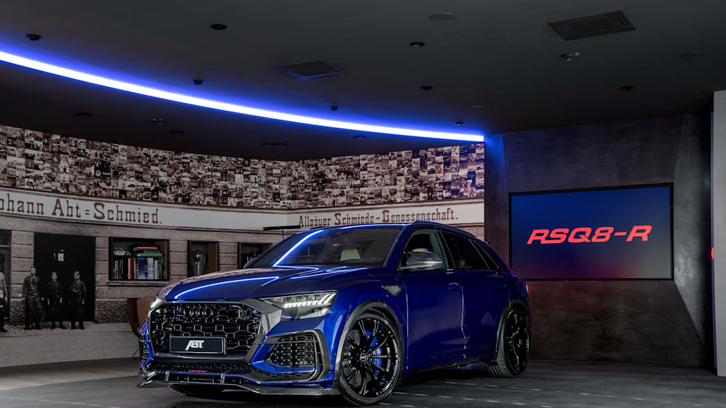 Audi RSQ8-R by ABT