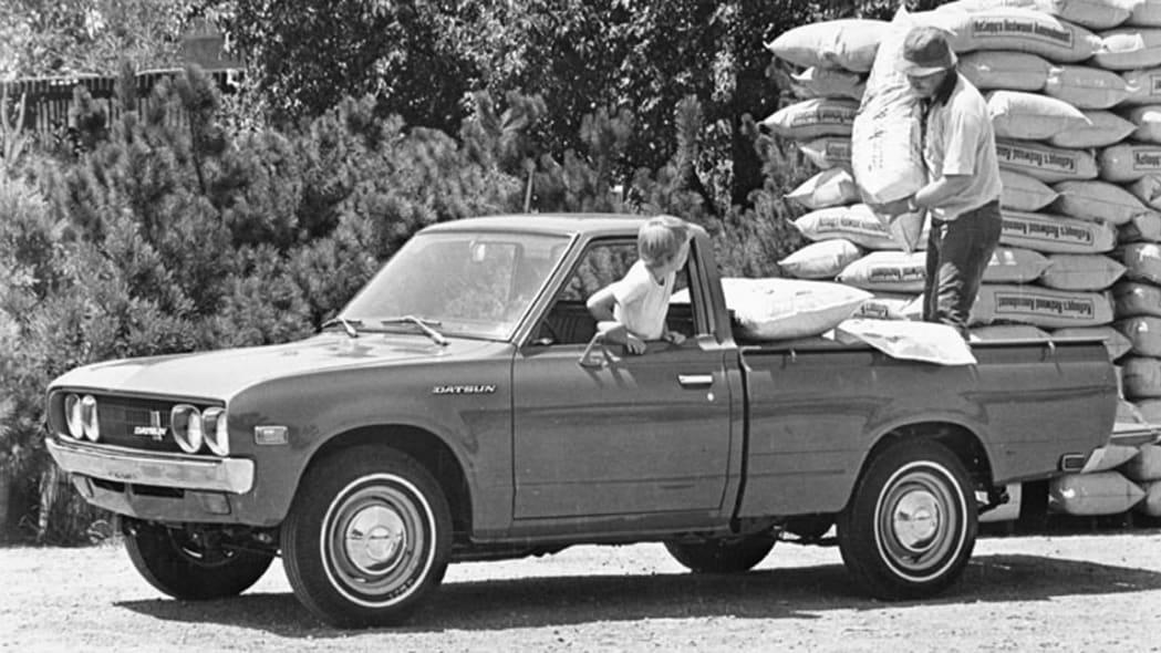 1976 Datsun LilHustler Pickup
