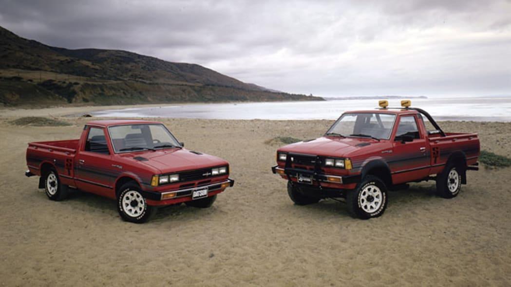 1981.5 Datsun Pickup