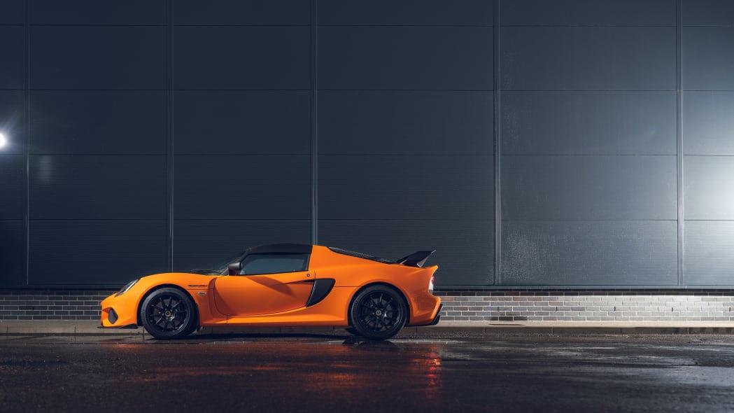 Lotus Exige Sport 390 Final Edition