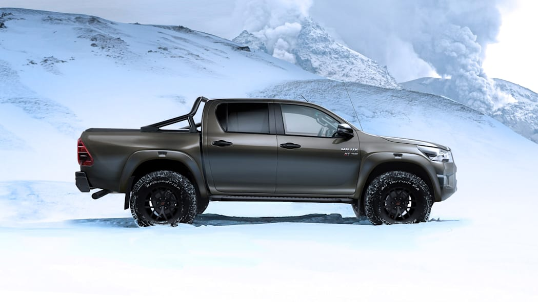 2021 Toyota Hilux AT35