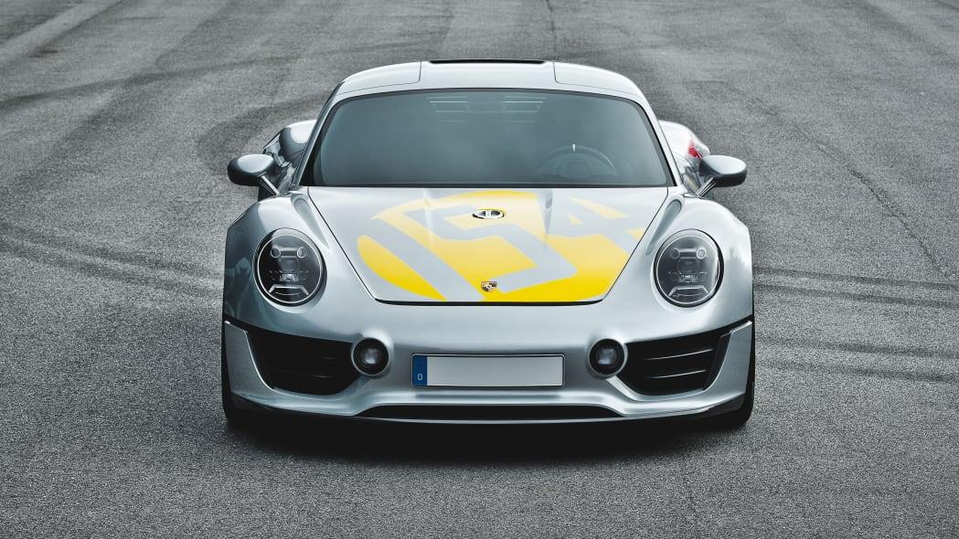 Porsche Le Mans Living Legend design study