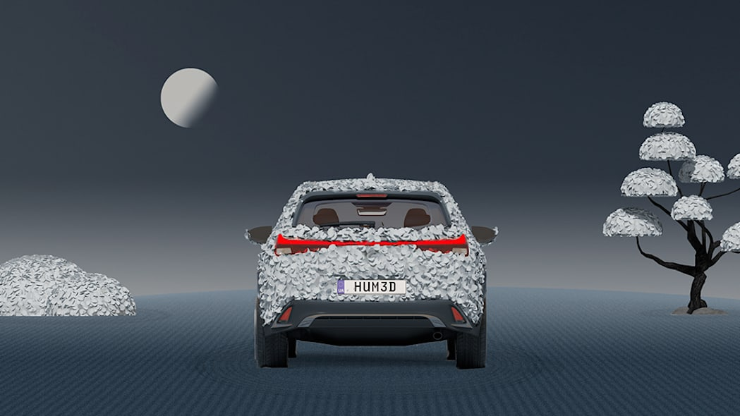 LexusUX250h-ClapStudioZenGarden 10