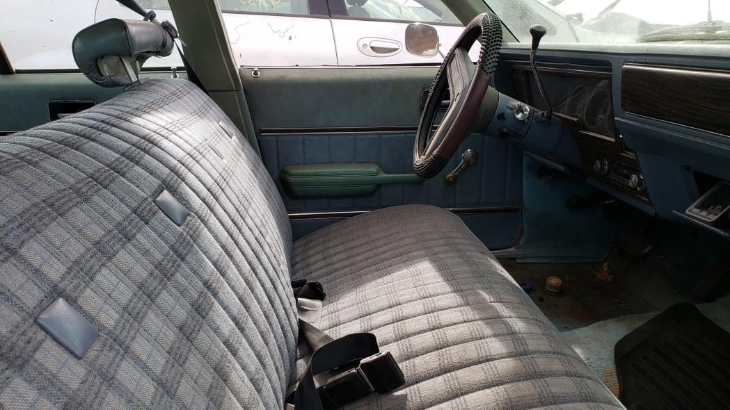 10 - 1978 Buick Skylark in Colorado junkyard - photo by Murilee Martin