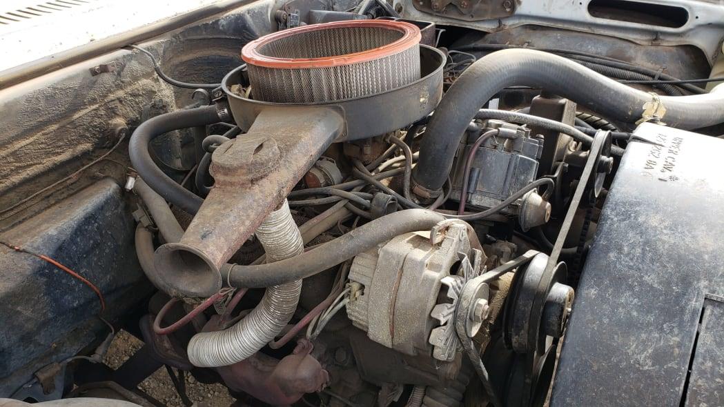 16 - 1978 Buick Skylark in Colorado junkyard - photo by Murilee Martin