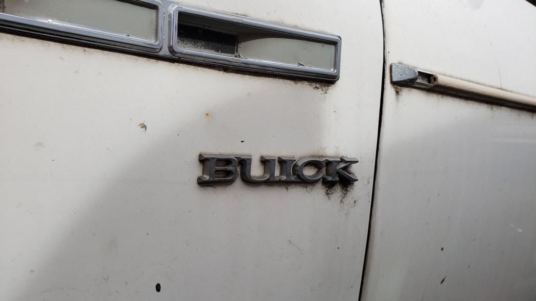 22 - 1978 Buick Skylark in Colorado junkyard - photo by Murilee Martin