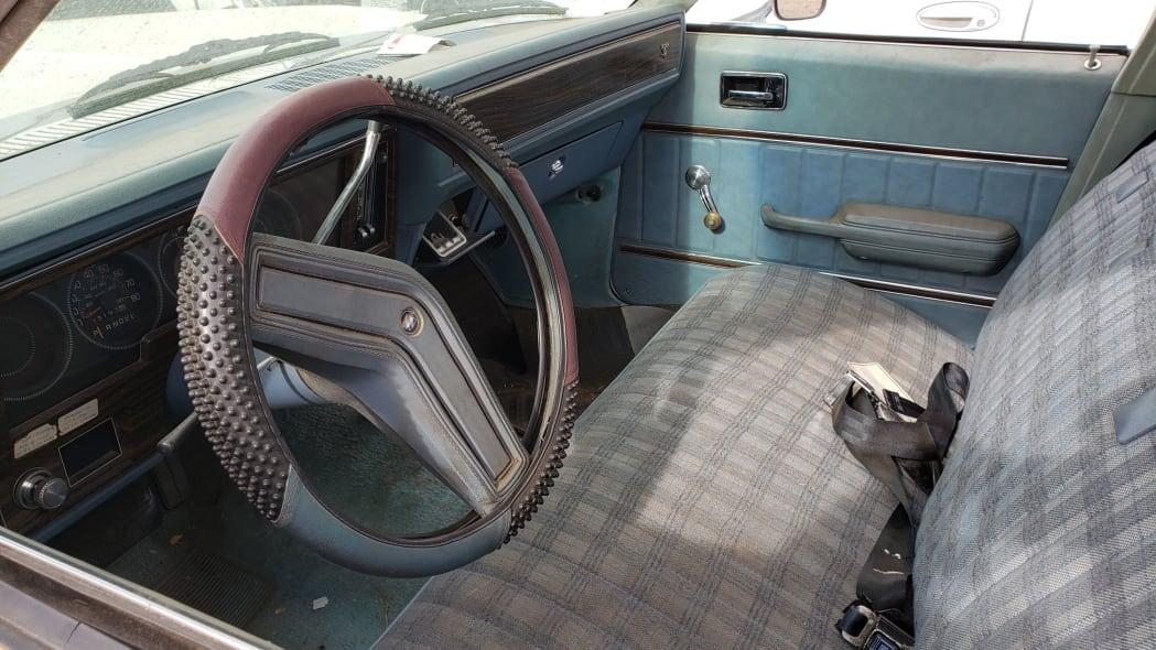 26 - 1978 Buick Skylark in Colorado junkyard - photo by Murilee Martin