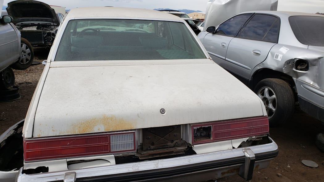 35 - 1978 Buick Skylark in Colorado junkyard - photo by Murilee Martin