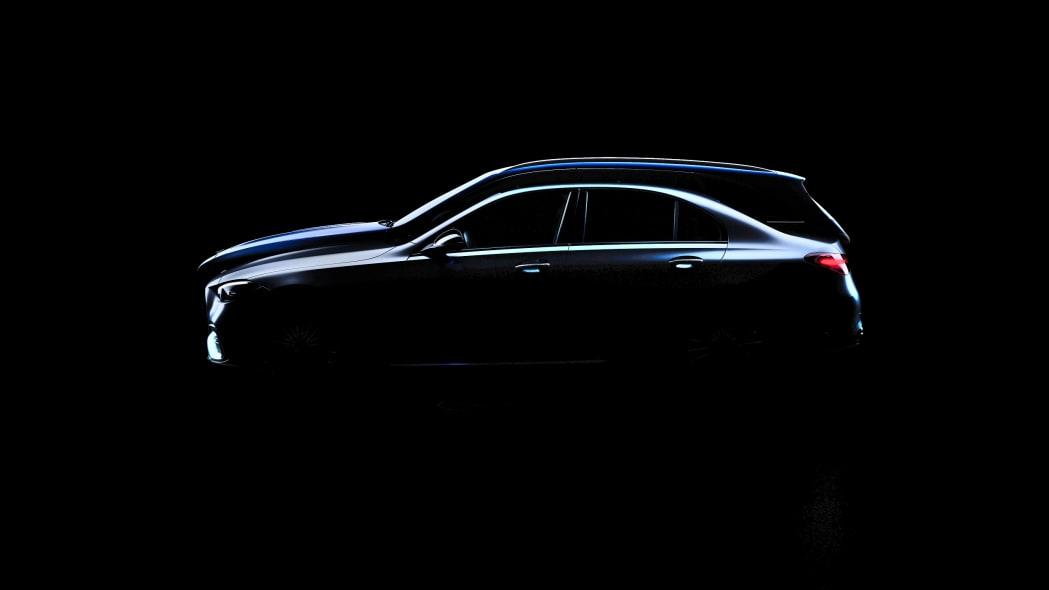 2022 Mercedes-Benz C-Class preview