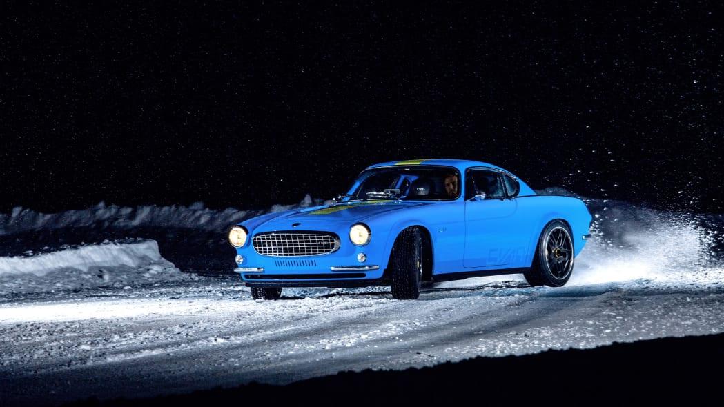 Cyan Racing's Volvo P1800