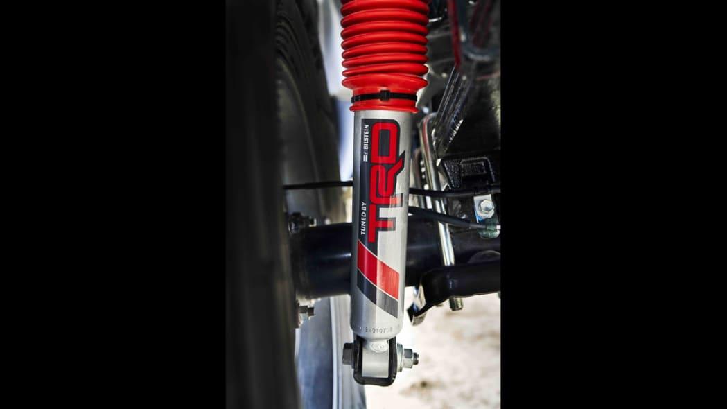 Toyota Tacoma TRD lift kit
