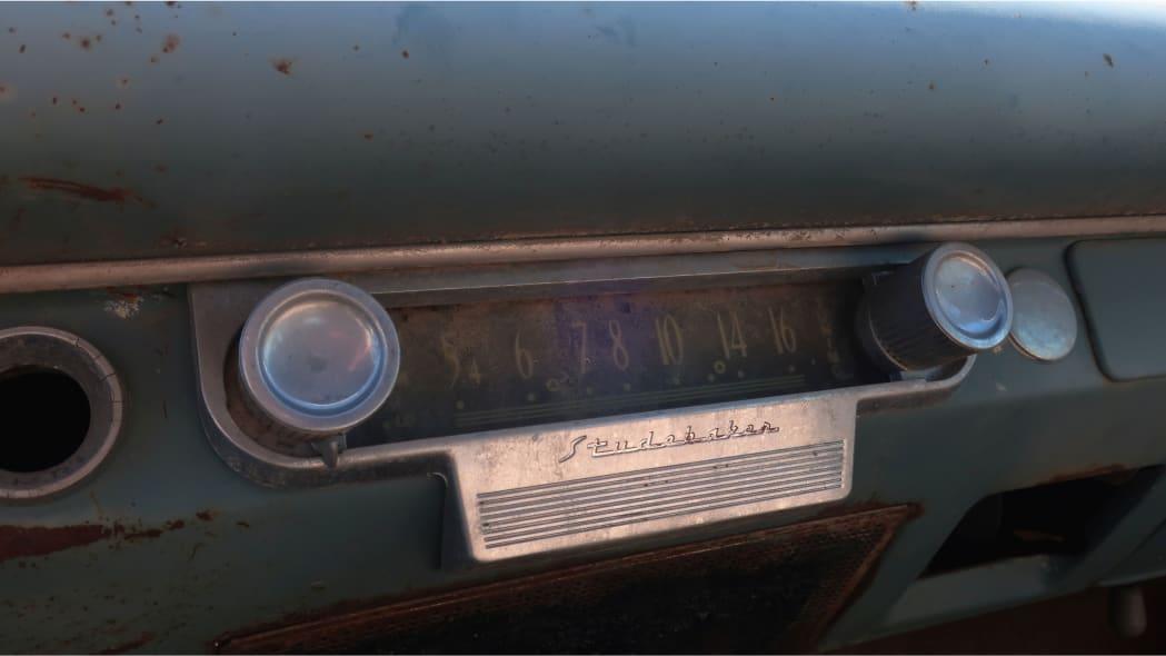 04 - 1955 Studebaker Station Wagon in Colorado Junkyard - photo by Murilee Martin