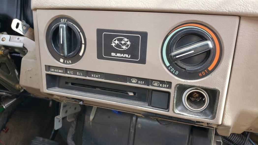 41 - 1984 Subaru BRAT in Colorado Junkyard - photo by Murilee Martin