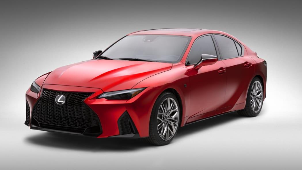 2022 Lexus IS 500 F Sport Performance