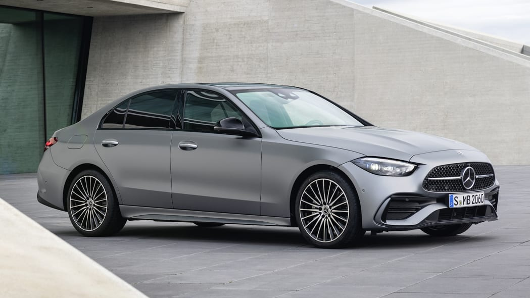 2022 Mercedes-Benz C-Class