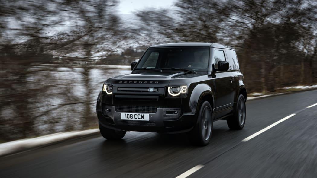 2022 Land Rover Defender 90 V8