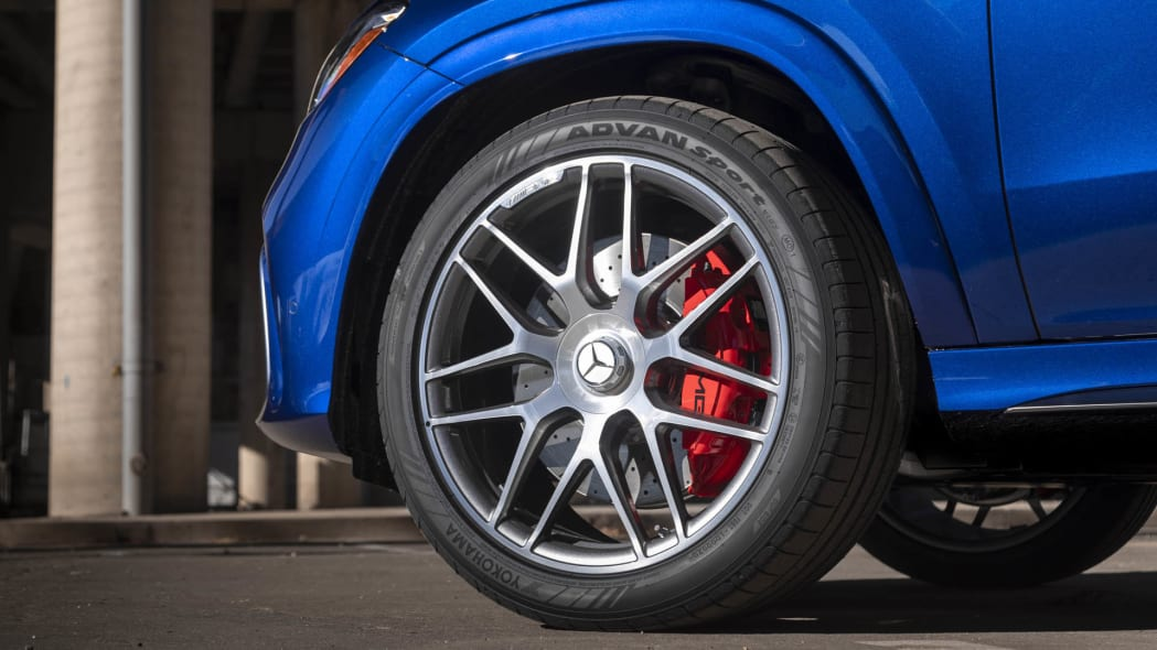2021 Mercedes-AMG GLE 63 S Coupe wheel