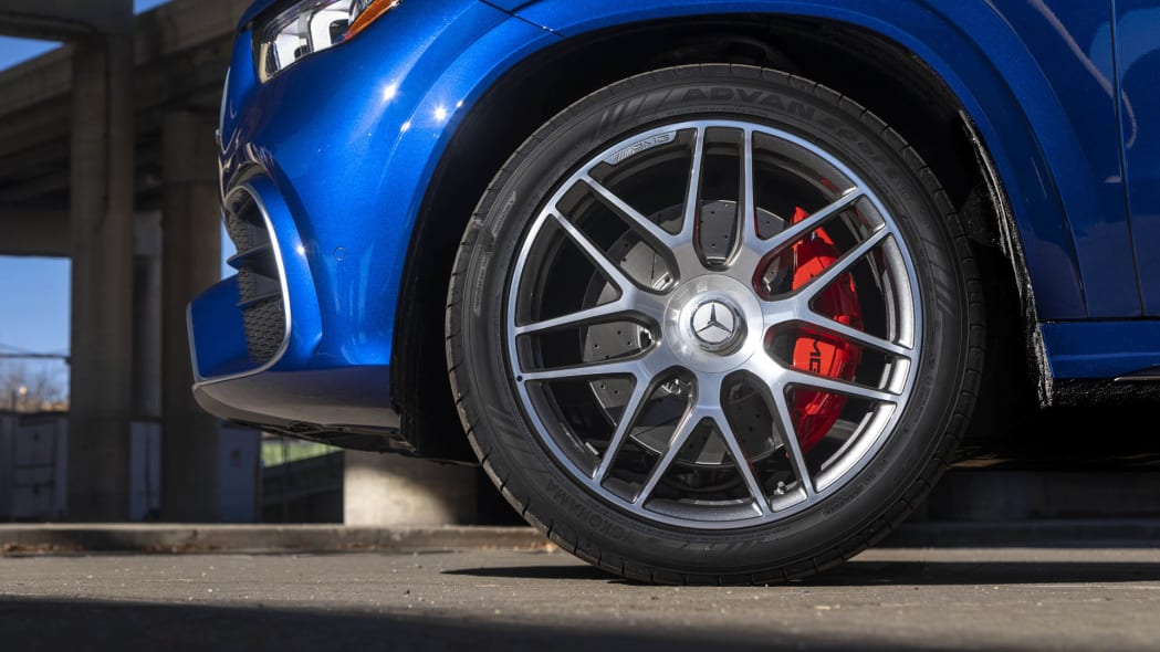 2021 Mercedes-AMG GLE 63 S Coupe wheels