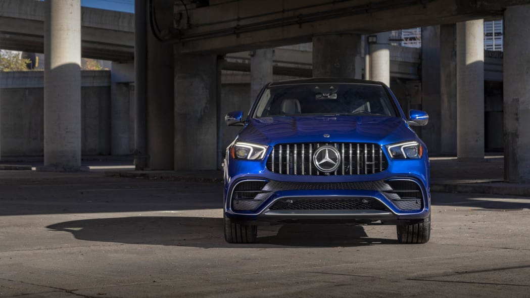 2021 Mercedes-AMG GLE 63 S Coupe front