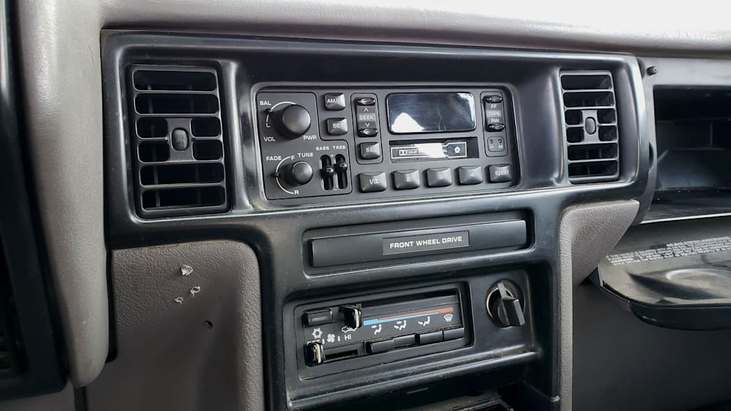 13 - 1992 Dodge Caravan in Colorado Junkyard - photo by Murilee Martin