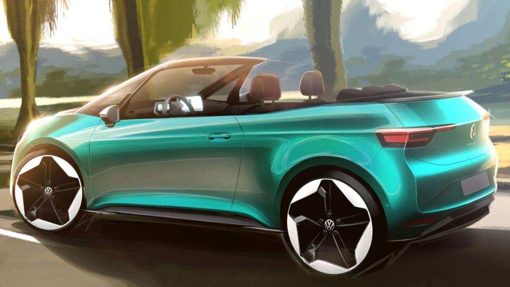 Volkswagen pita javnost: Želite li ID.3 kabriolet?