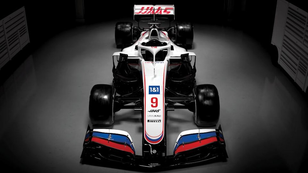 Haas 3