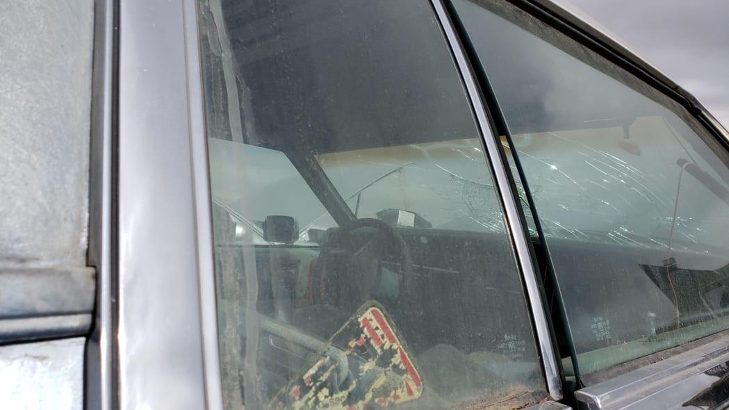 04 - 1979 Cadillac Biarritz in Colorado Junkyard - photo by Murilee Martin