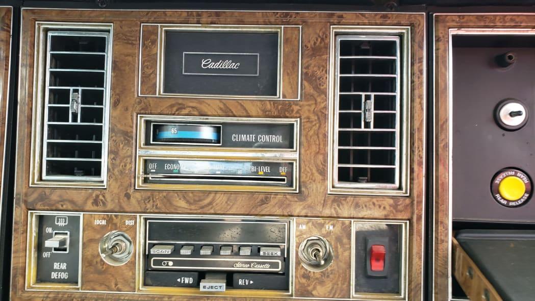 10 - 1979 Cadillac Biarritz in Colorado Junkyard - photo by Murilee Martin