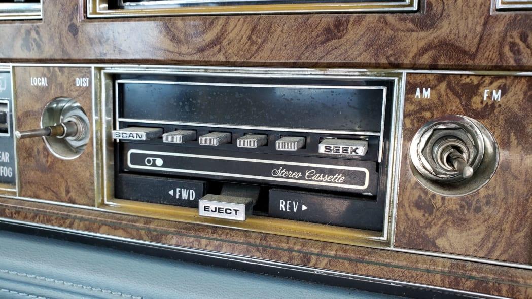 11 - 1979 Cadillac Biarritz in Colorado Junkyard - photo by Murilee Martin
