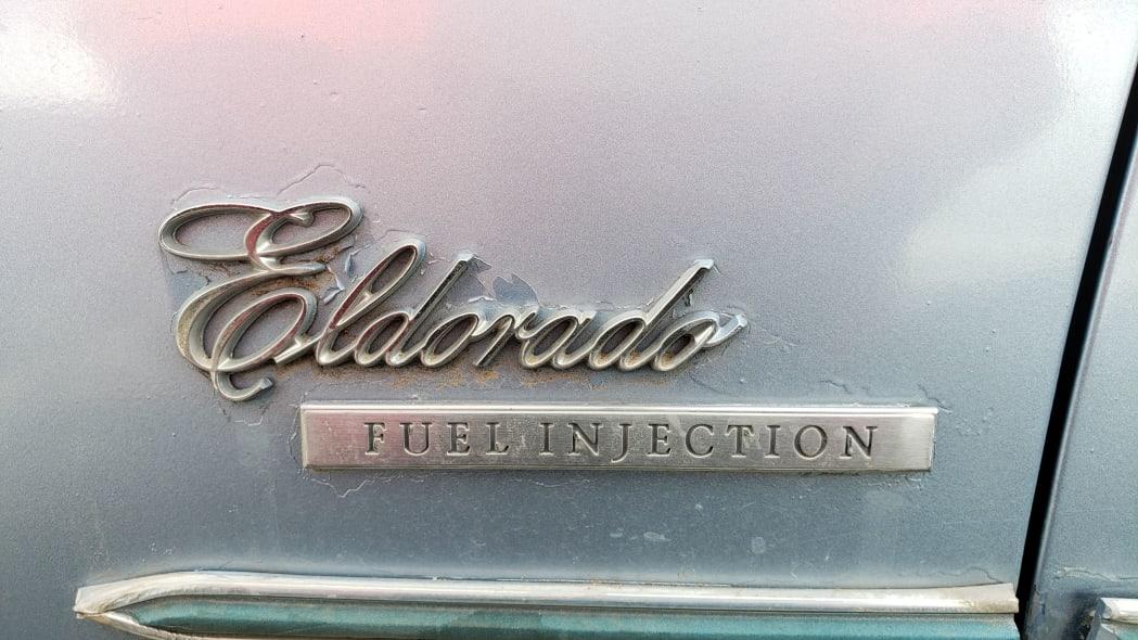 30 - 1979 Cadillac Biarritz in Colorado Junkyard - photo by Murilee Martin