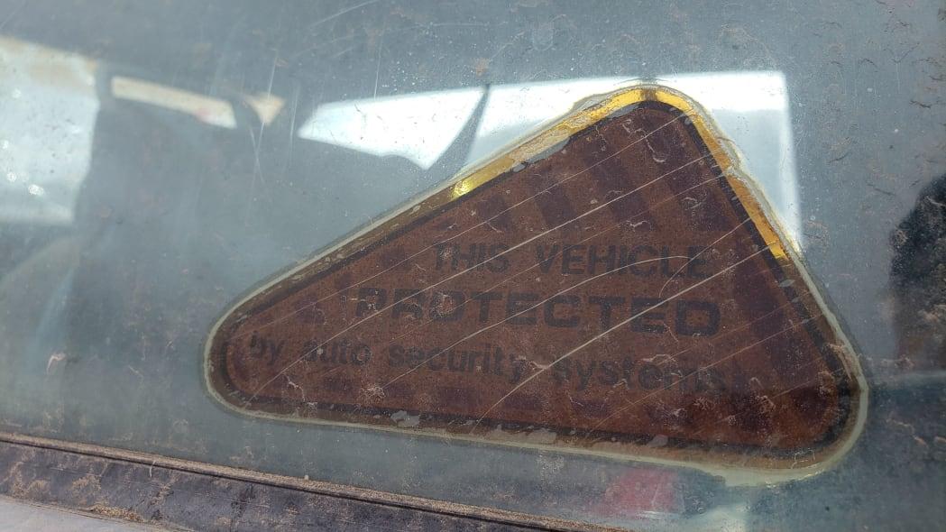 35 - 1979 Cadillac Biarritz in Colorado Junkyard - photo by Murilee Martin