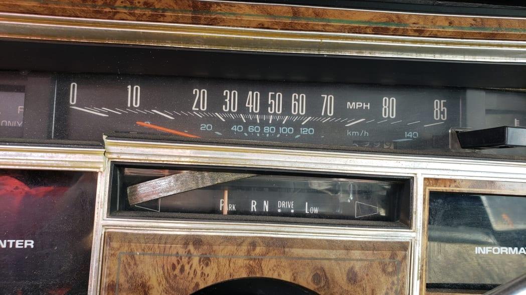 41 - 1979 Cadillac Biarritz in Colorado Junkyard - photo by Murilee Martin