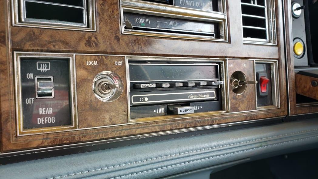 44 - 1979 Cadillac Biarritz in Colorado Junkyard - photo by Murilee Martin