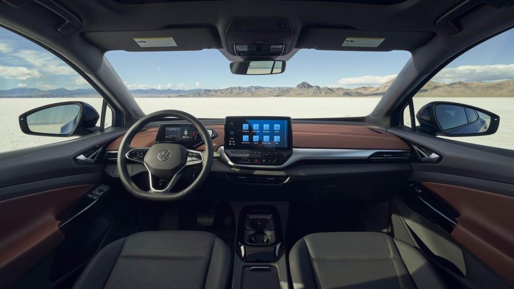 VW ID4 interior