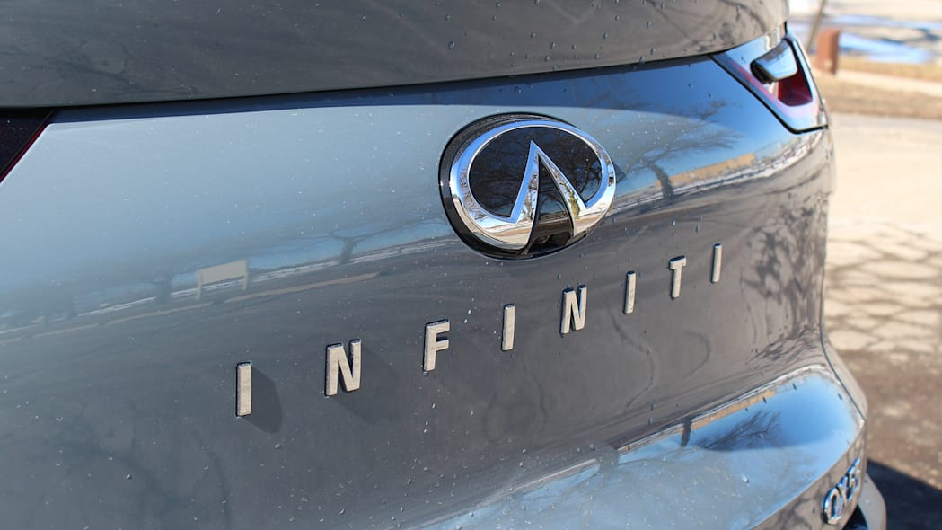 2022 Infiniti QX55