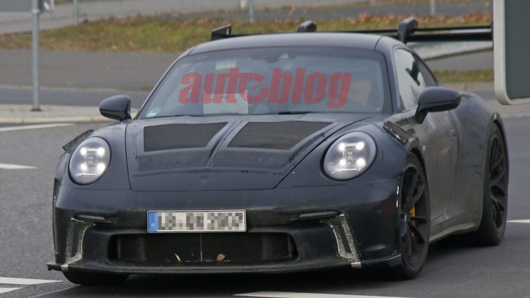 Porsche 992 GT3 RS 3