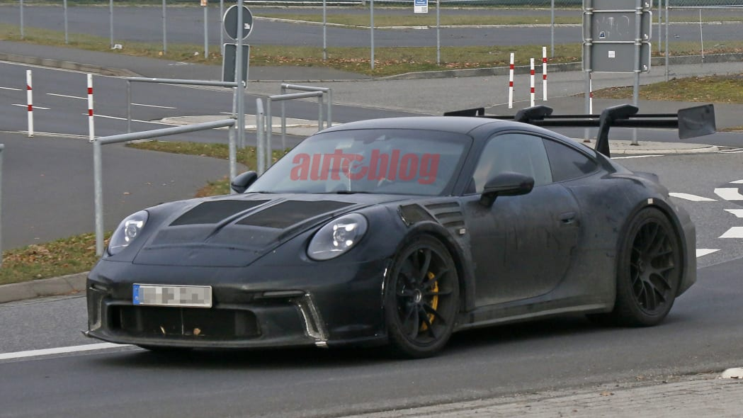 Porsche 992 GT3 RS 4